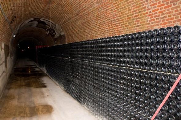 7km of underground cellars