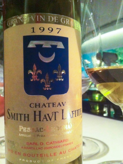 Smith Haut Lafitte Blanc 1997